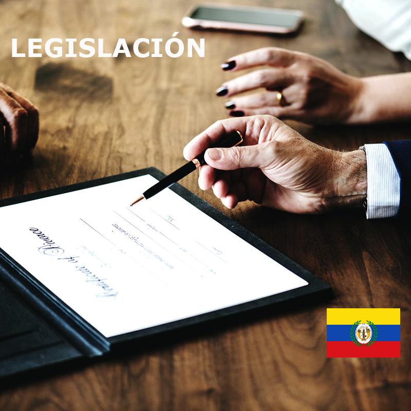 Legislación de Seguridad Ecuador
