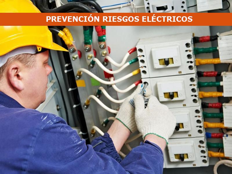 Prevención de Riesgos Eléctricos Online