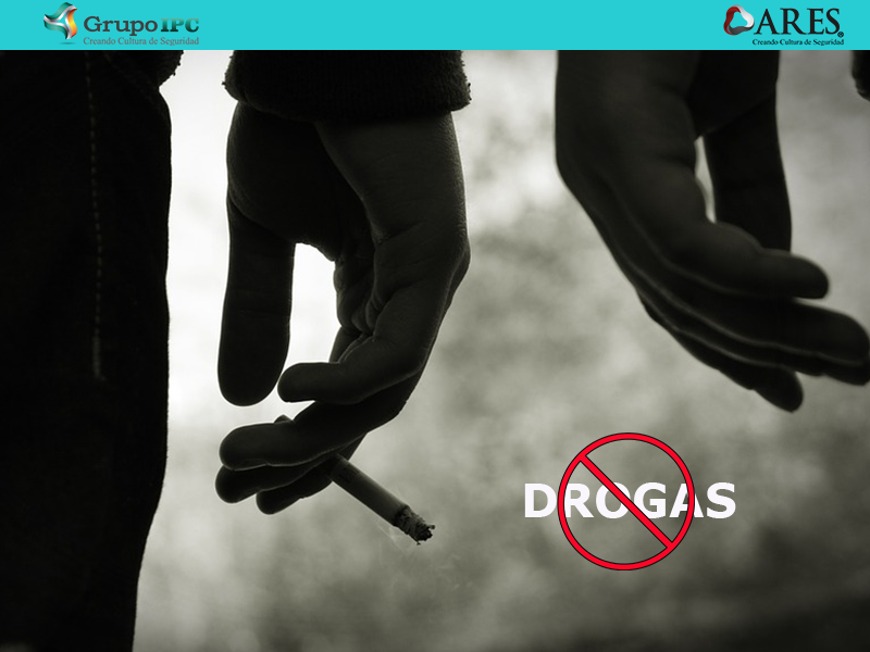 Inducción Programa de DROGAS, ALCOHOL TABACO