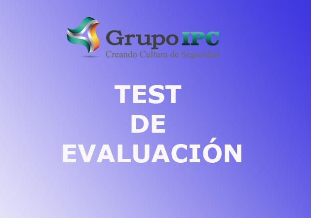 Test evaluación de comités paritarios